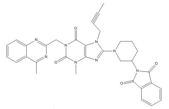 Linagliptin Impurity U