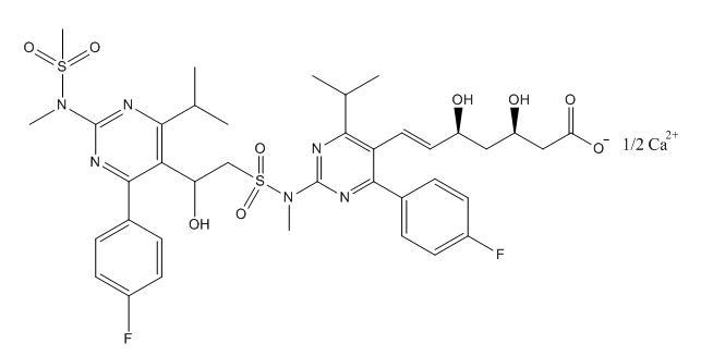 Rosuvastatin Impurity E