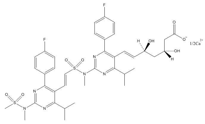 Rosuvastatin Impurity J