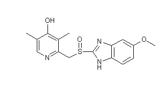 Omeprazole Impurity 215/01