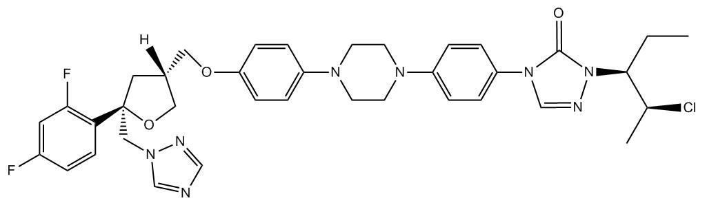 Posaconazole Impurity PO-R23