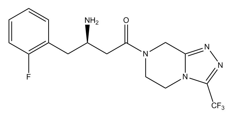 Sitagliptin Impurity 19