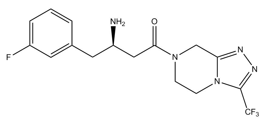 Sitagliptin Impurity 20