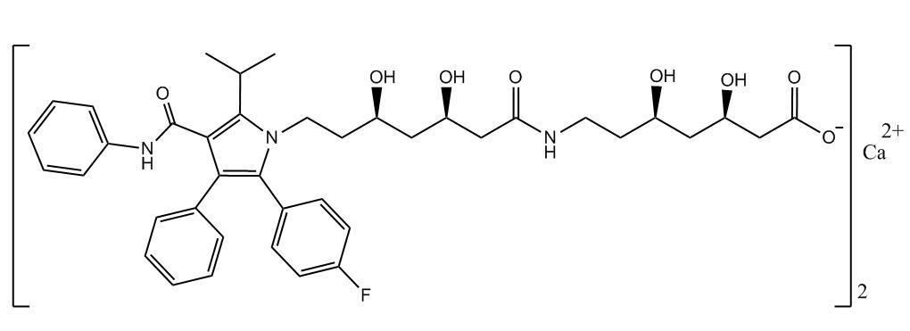 Atorvastatin Impurity F