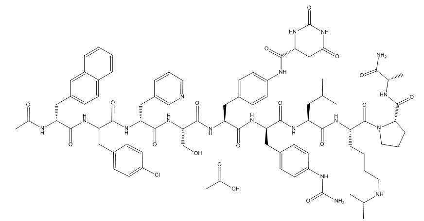 Degarelix Acetate