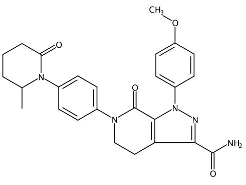 Apixaban Impurity 3 (BMS-778960-01)