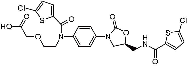 Rivaroxaban  Diamine Impurity 2