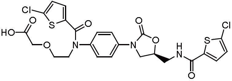 Rivaroxaban  Diamine Impurity 2