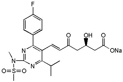 Rosuvastatin Oxidative Degradation Impurity I