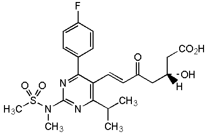 Rosuvastatin Impurity C