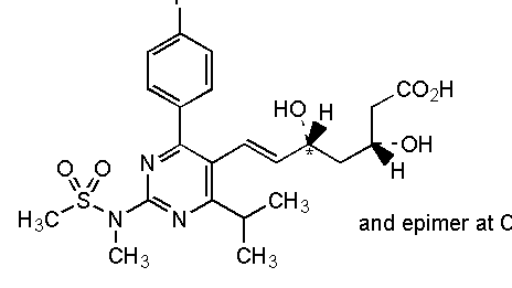 Rosuvastatin Impurity H