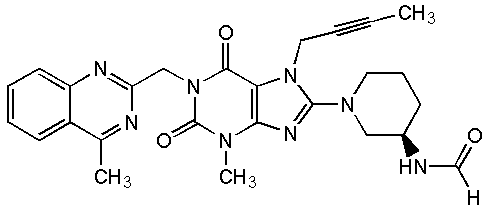 Linagliptin Related Compound C