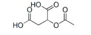 O-acetylmalic acid
