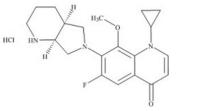 Decarboxy Moxifloxacin HCl