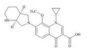 Moxifloxacin Impurity 20
