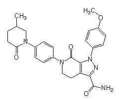 Apixaban Impurity BMS-728626