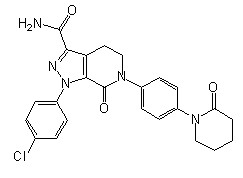 Apixaban Impurity BMS-591329