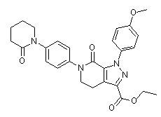 Apixaban Impurity BMS-589154
