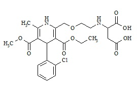 Amlodipine Aspartic Acid Impurity