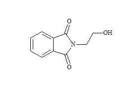 Amlodipine Impurity 6 (N-(2-Hydroxyethyl)phthalimide)