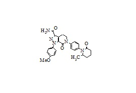 Apixaban Impurity 3 (BMS-778960-01)