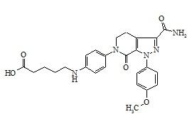 Apixaban Amino Acid Impurity