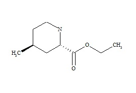 Argatroban Related Compound (Ethyl (2S,4S)-4-Methylpipecolate)