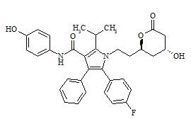 para-Hydroxy Atorvastatin Lactone