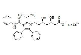 Defluoro Atorvastatin Calcium Salt