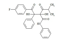 Dihydroxy Diketo Atorvastatin Impurity