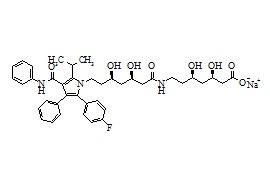 Atorvastatin Sodium Impurity F