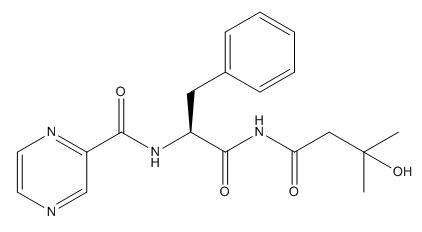 Bortezomib USP impurity  F