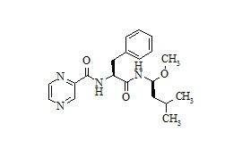 Bortezomib Related Impurity F