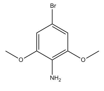 5-bromo-1,3-dimethoxy-2-aminobenzene