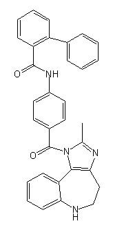 Conivaptan hydrochloride Impurity F