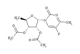 Capecitabine Related Compound (alpha-isomer)
