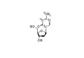 5-Aza-2'-deoxy cytidine-15N4