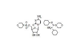 Cytidine 5'-Monophosphomorpholidate 4-Morpholine-N,N'-dicyclohexylcarboxamidine Salt