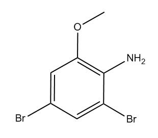 2,4-Dibromo-6-methoxyaniline