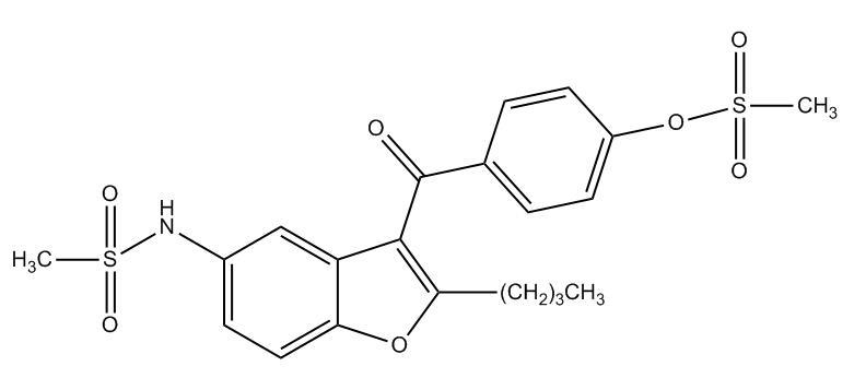 Dronedarone Impurity 5