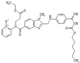 Dabigatran Etexilate N-Oxide (Impurity N)