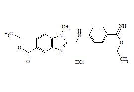 Dabigatran Impurity 10 HCl