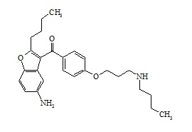 Dronedarone Impurity 1