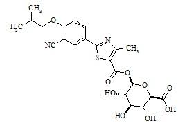 Febuxostat Acyl Glucuronide