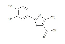 Febuxostat Impurity 9