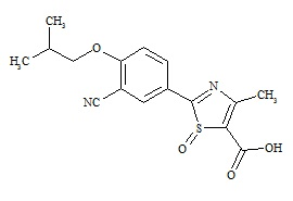 Febuxostat Impurity 10