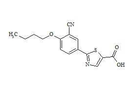 Febuxostat Impurity 15