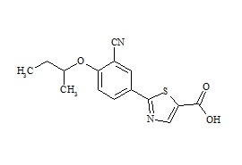 Febuxostat Impurity 16