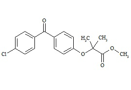 Fenofibrate impurity D