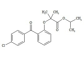 Fenofibrate Impurity 2